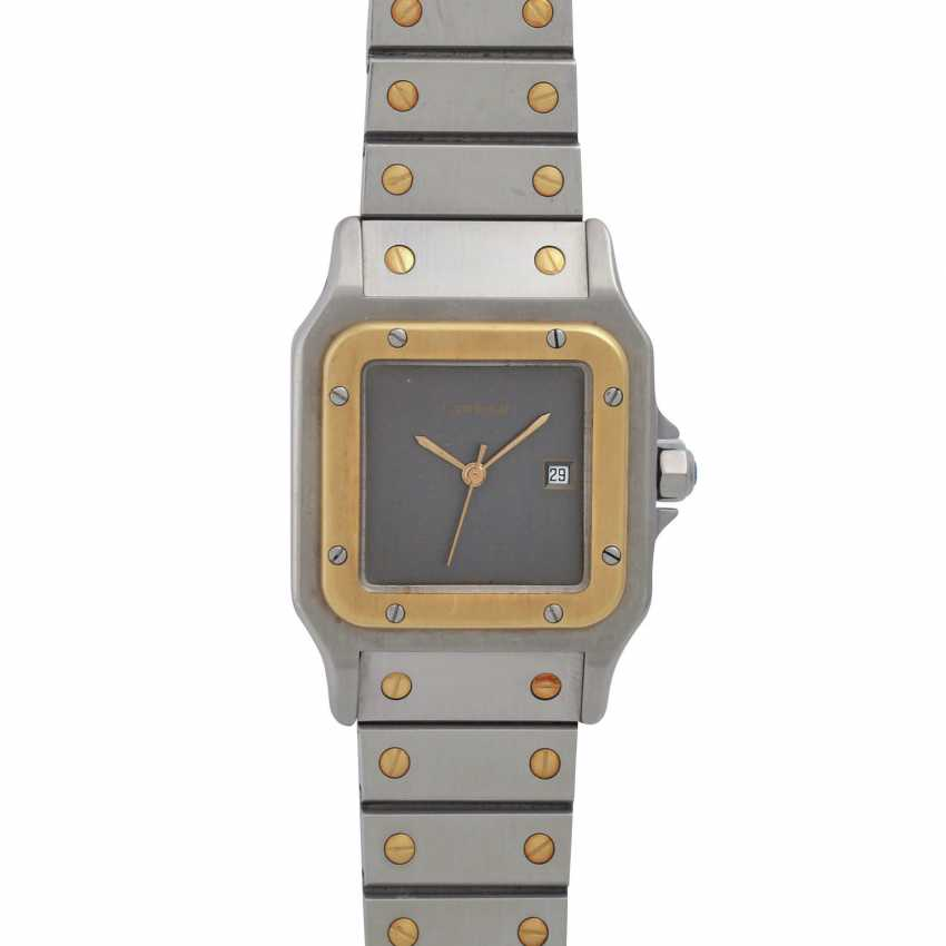 CARTIER Santos Vintage. Watch. - photo 1