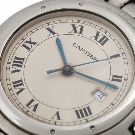 CARTIER Cougar Vintage. Damenuhr. - photo 5