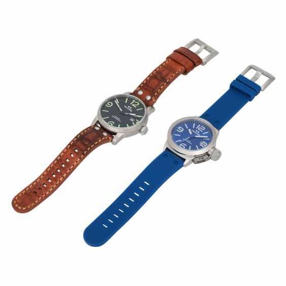 TW STEEL set of 2 wrist watches - photo 1