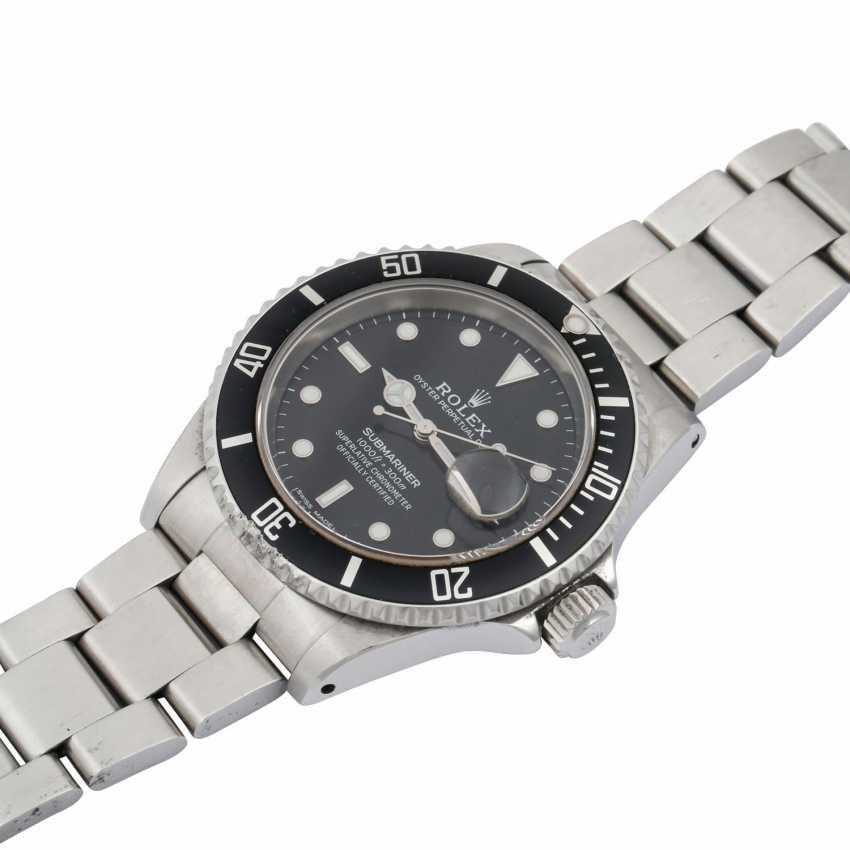 ROLEX Submariner Date, Ref. 16610. Herrenuhr. - photo 4
