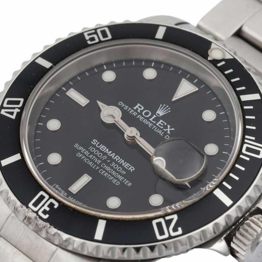 ROLEX Submariner Date, Ref. 16610. Herrenuhr. - photo 5