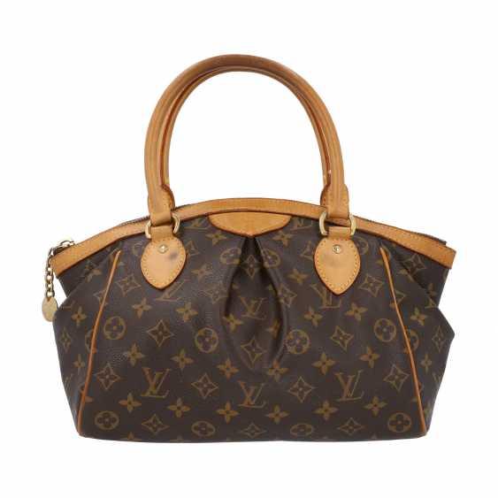 "LOUIS VUITTON purse ""TIVOLI PM"", collection 2009. - photo 1"