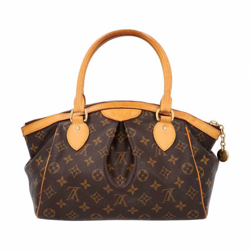 "LOUIS VUITTON purse ""TIVOLI PM"", collection 2009. - photo 4"