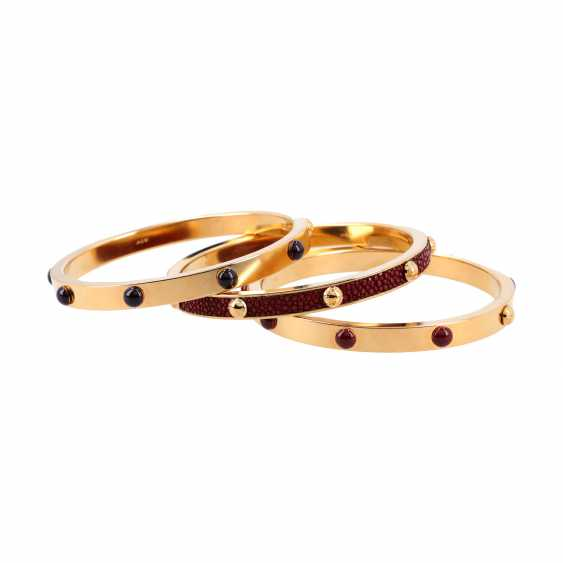 LOUIS VUITTON bangle Set, collection 2011. - photo 1