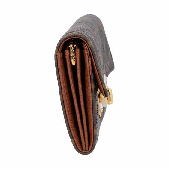 "LOUIS VUITTON wallet ""ETOILE"", collection 2008. - photo 3"