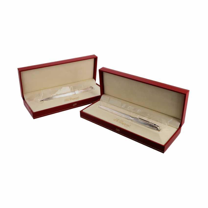 S. T. DUPONT pen set. - photo 3
