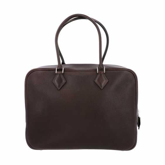 "HERMÈS handbag ""PLUME 32"", collection 2006. - photo 1"