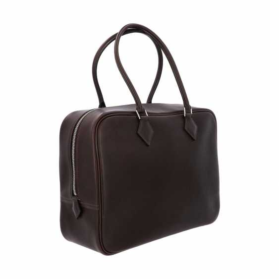 "HERMÈS handbag ""PLUME 32"", collection 2006. - photo 2"