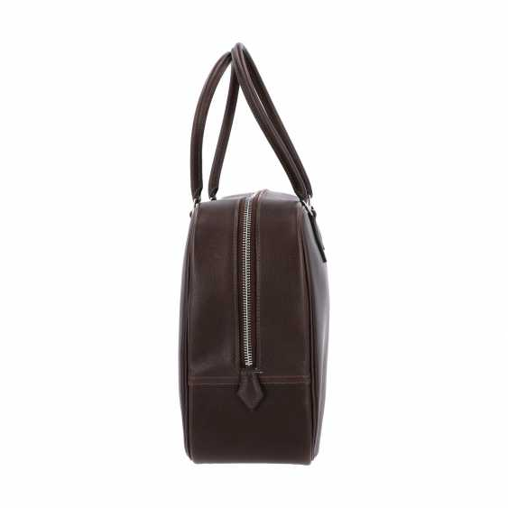 "HERMÈS handbag ""PLUME 32"", collection 2006. - photo 3"