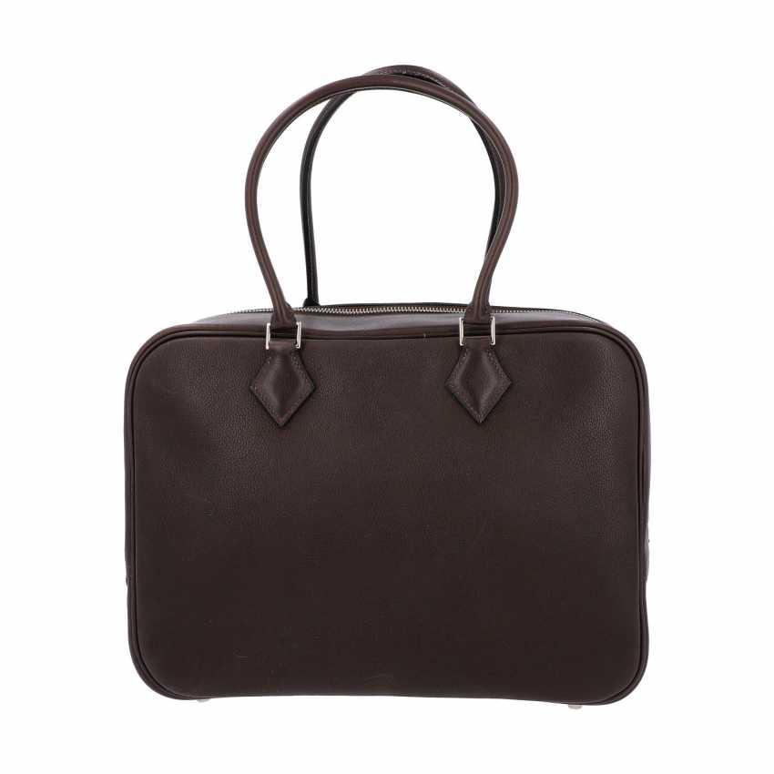 "HERMÈS handbag ""PLUME 32"", collection 2006. - photo 4"