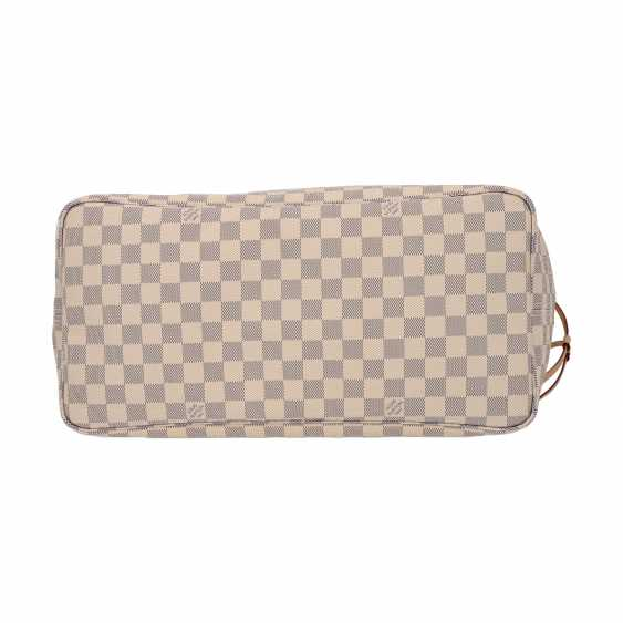 """LOUIS VUITTON shopper tote bag """"NEVERFULL GM"""", collection 2019. - photo 5"""