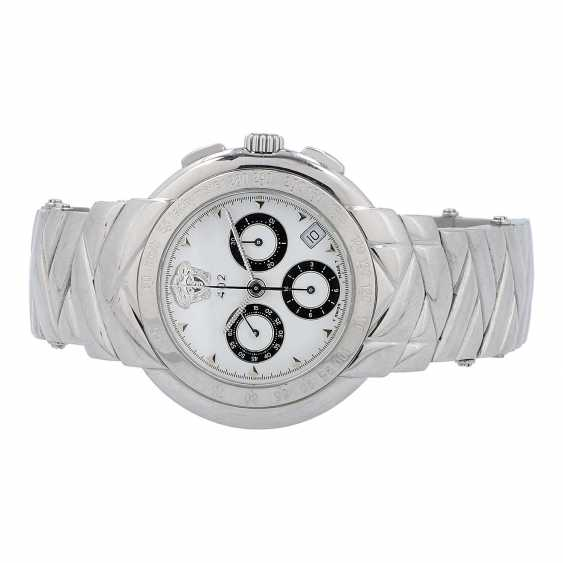 "GIANNI VERSACE VINTAGE men's watch ""001-2500"". - photo 1"