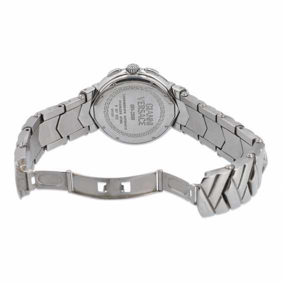 "GIANNI VERSACE VINTAGE men's watch ""001-2500"". - photo 2"