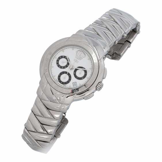 "GIANNI VERSACE VINTAGE men's watch ""001-2500"". - photo 3"