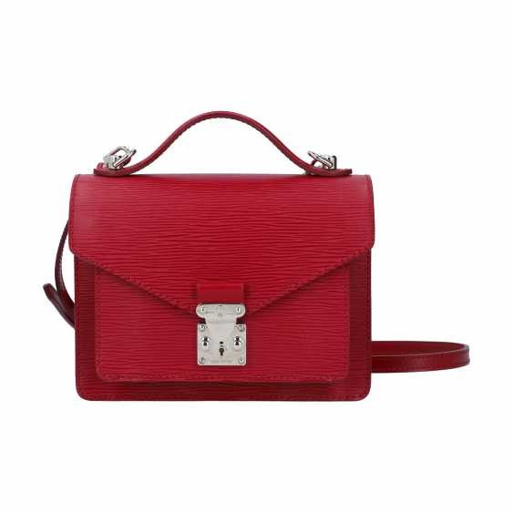 "LOUIS VUITTON handbag ""MONCEAU BB"", collection 2013. - photo 1"