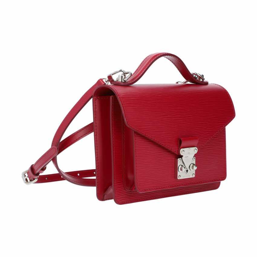 "LOUIS VUITTON handbag ""MONCEAU BB"", collection 2013. - photo 2"
