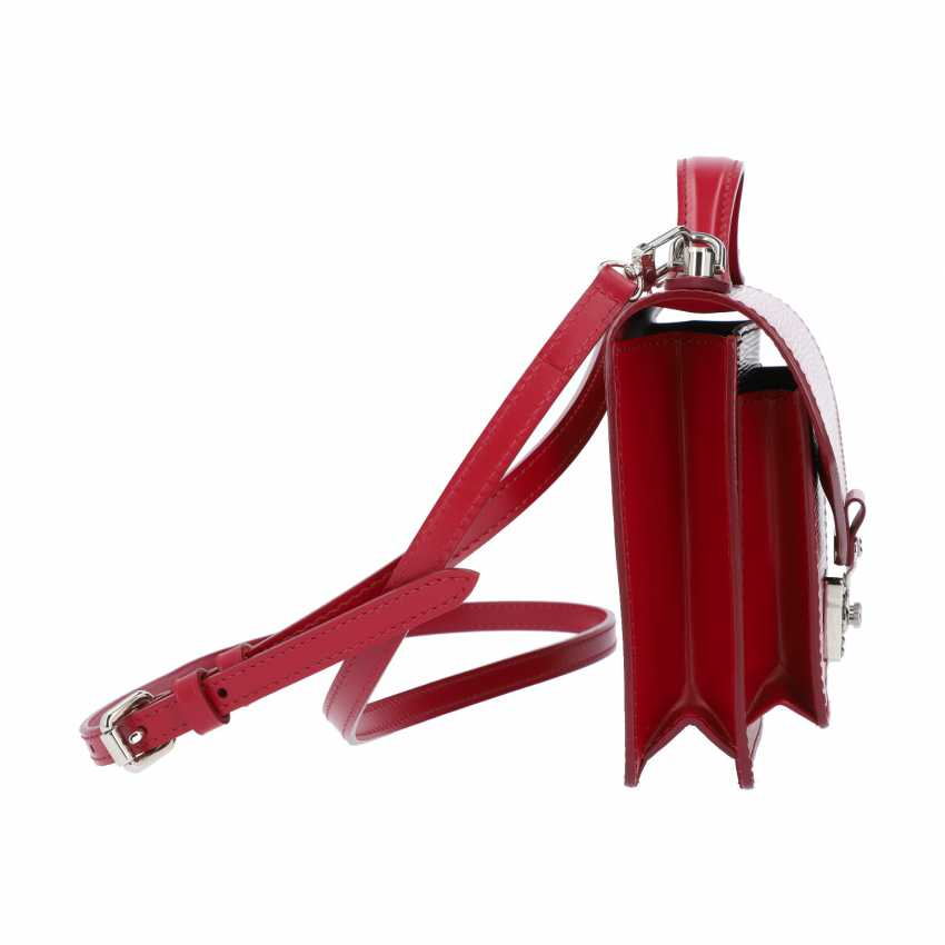 "LOUIS VUITTON handbag ""MONCEAU BB"", collection 2013. - photo 3"