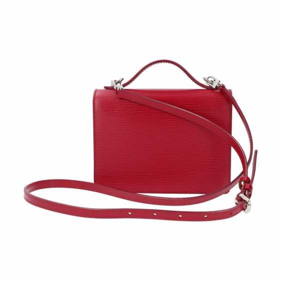 "LOUIS VUITTON handbag ""MONCEAU BB"", collection 2013. - photo 4"