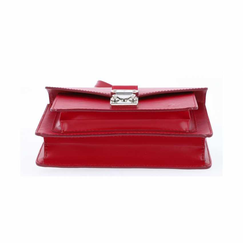 "LOUIS VUITTON handbag ""MONCEAU BB"", collection 2013. - photo 5"