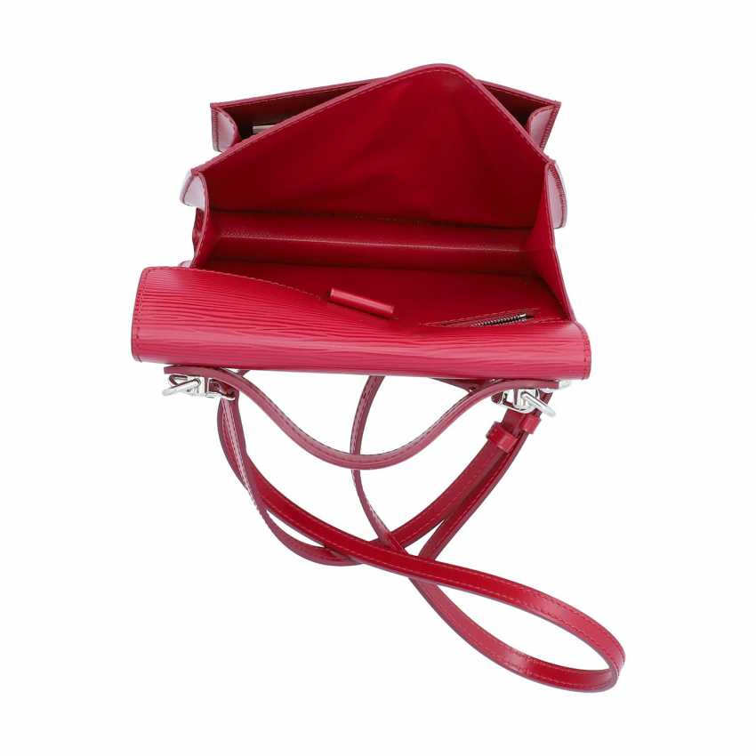 "LOUIS VUITTON handbag ""MONCEAU BB"", collection 2013. - photo 6"