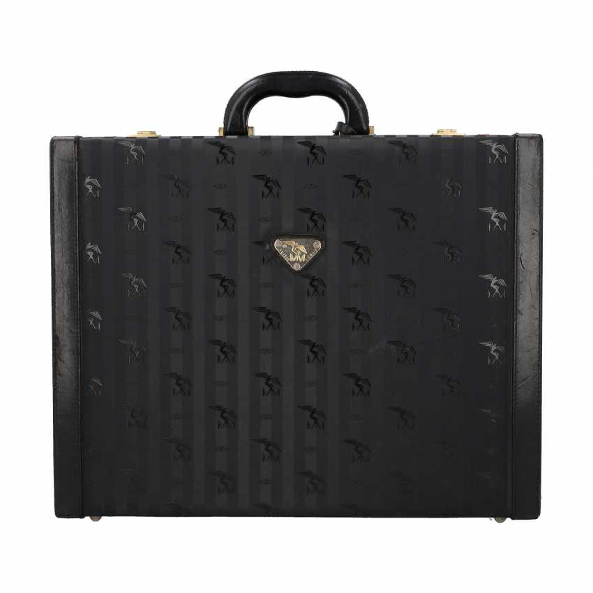 MAISON MOLLEUS VINTAGE briefcase. - photo 4