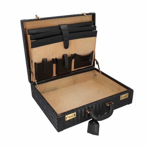MAISON MOLLEUS VINTAGE briefcase. - photo 5