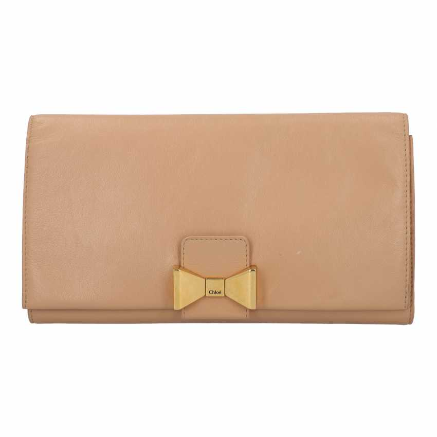 CHLOÈ fashionable Clutch/shoulder bag. - photo 1