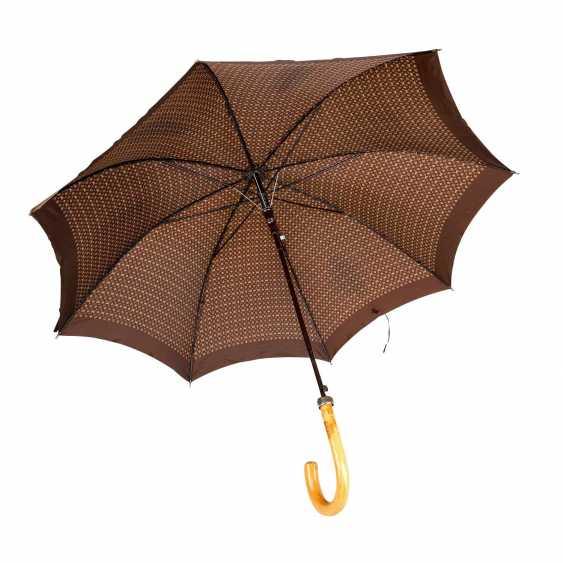 """LOUIS VUITTON VINTAGE umbrella, """"PARAPLUIE MONOGRAM"""", Probably the 80s. - photo 1"""