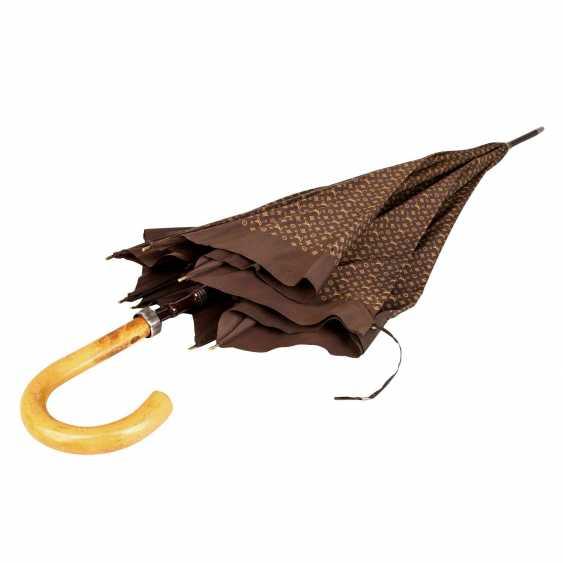 """LOUIS VUITTON VINTAGE umbrella, """"PARAPLUIE MONOGRAM"""", Probably the 80s. - photo 4"""