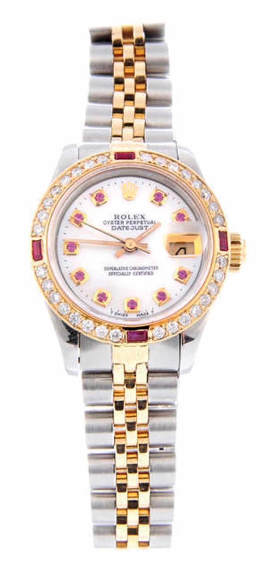 Rolex Ladies Wrist Watch. - photo 1