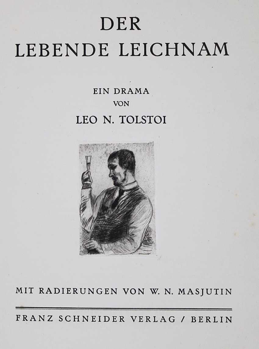 Tolstoy, L. N. - photo 1