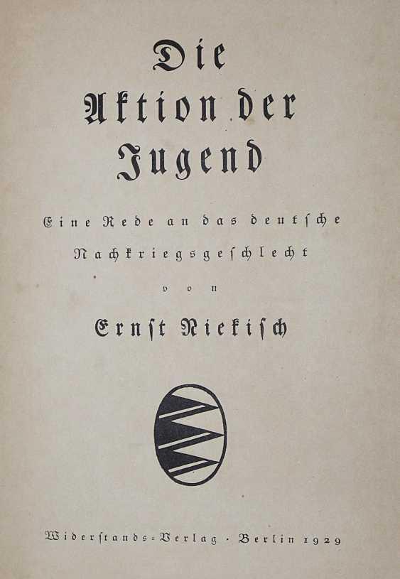 Niekisch, E. - photo 1
