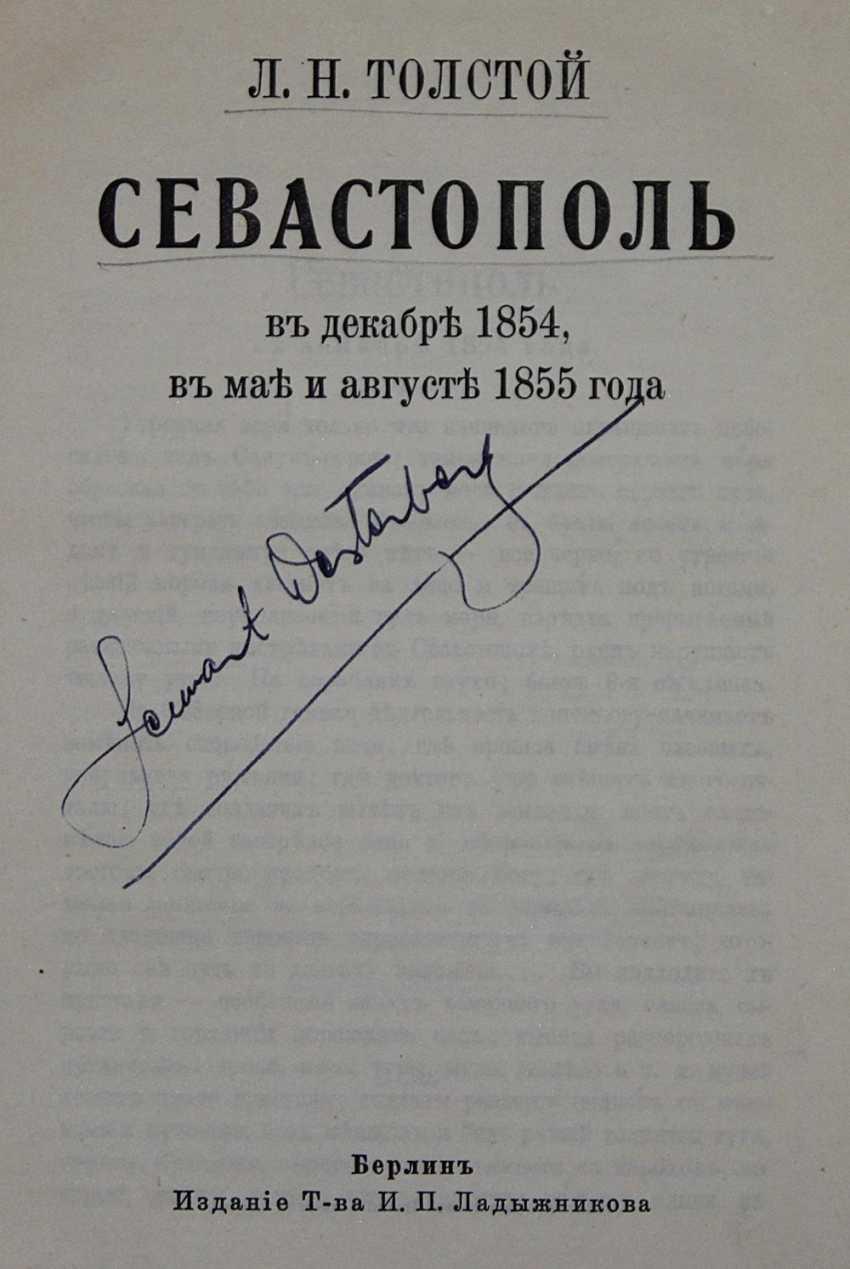 Tolstoj, L. - photo 1