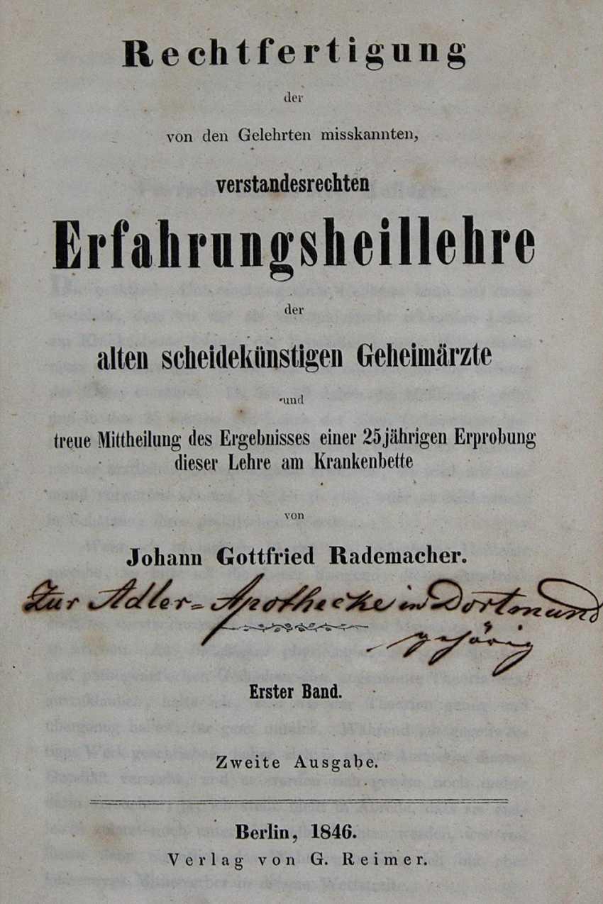 Rademacher, J.G. - photo 1