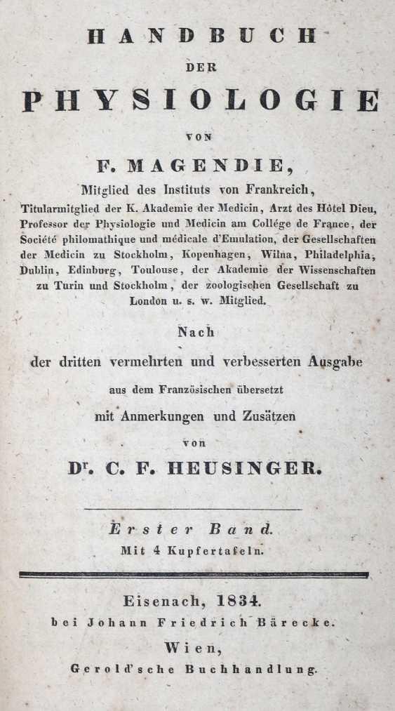 Magendie, F. - photo 2