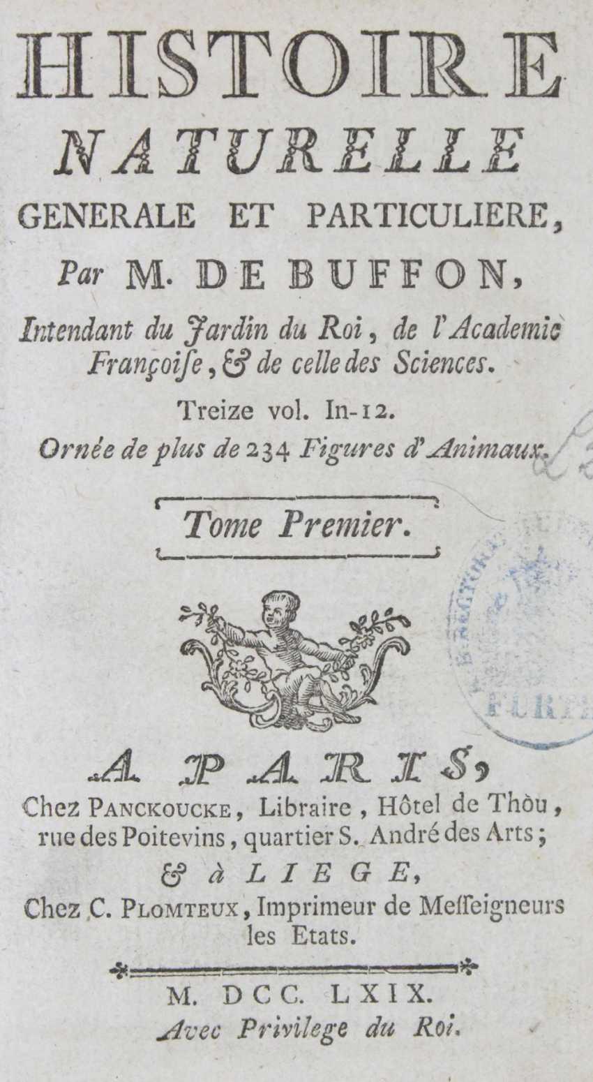 Buffon, G.L.L. - photo 1