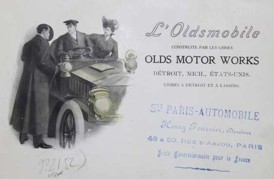 Oldsmobile. - photo 1
