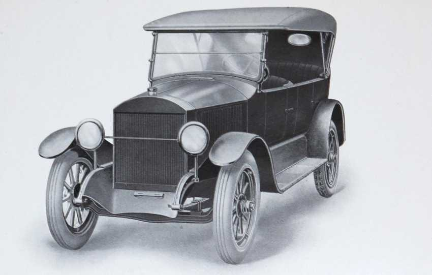 Stanley Motor Carriage Company. - photo 1