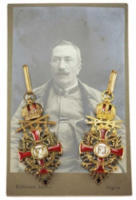 Austria: Imperial Austrian Franz-Joseph-Orden