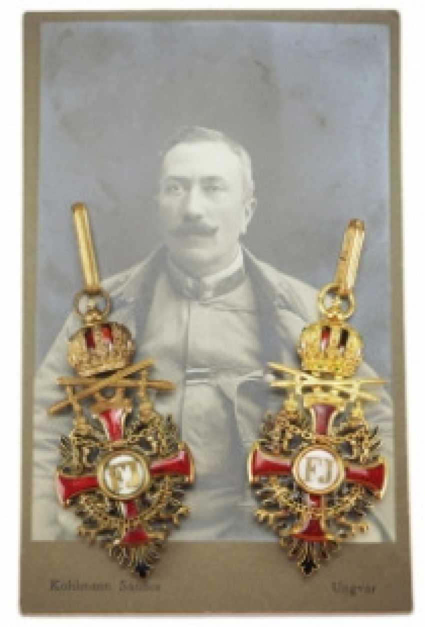ÖsterreicHöhe: Kaiserlich Österreichischer Franz-Joseph-Orden - photo 1