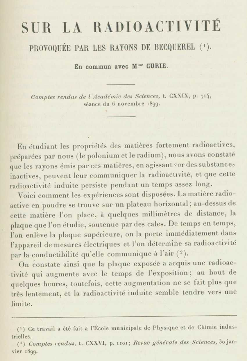 Curie, P. - photo 1
