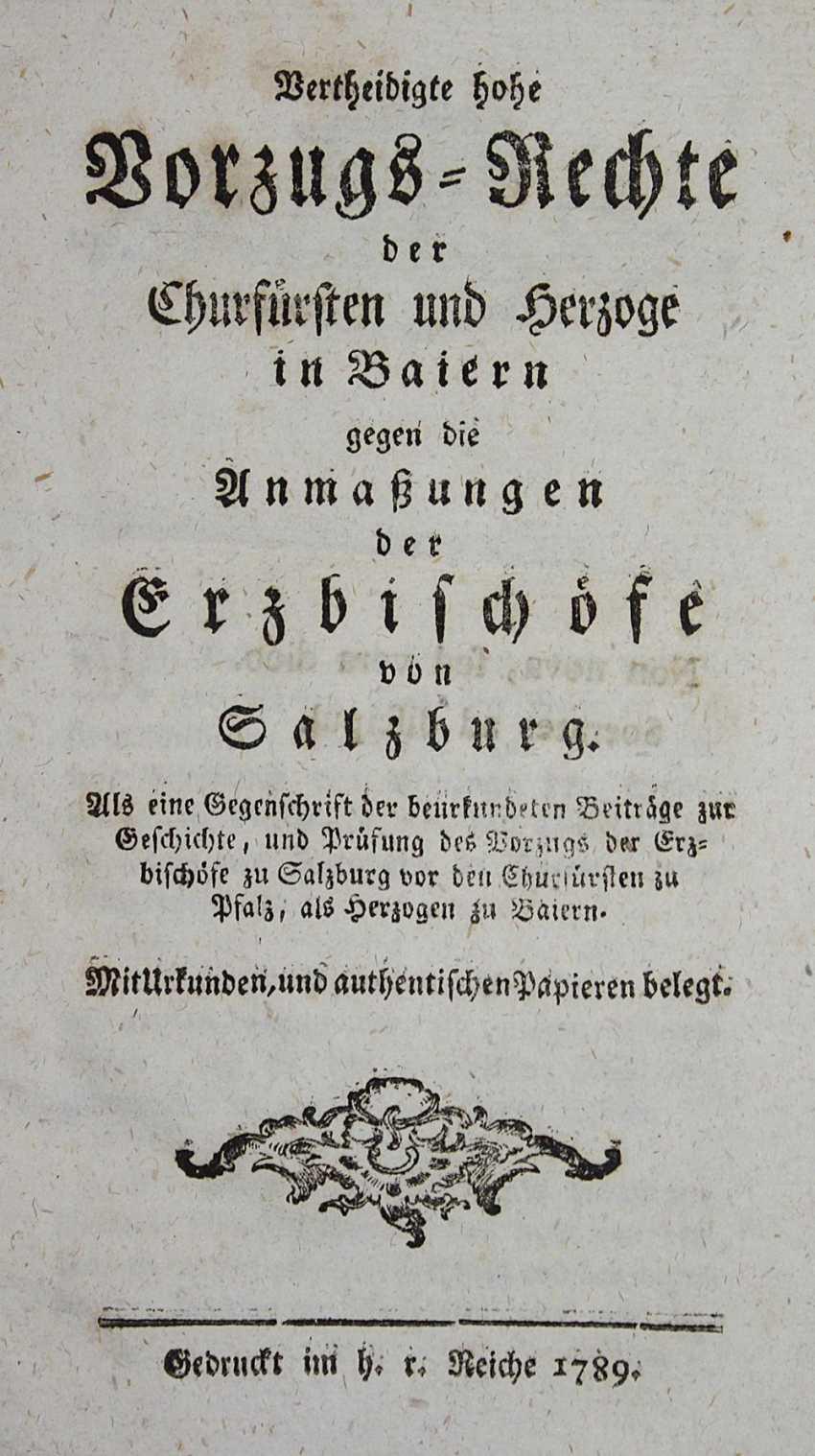 (Eckartshausen, K. v.). - photo 1
