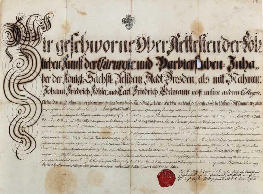 Certificate - photo 1