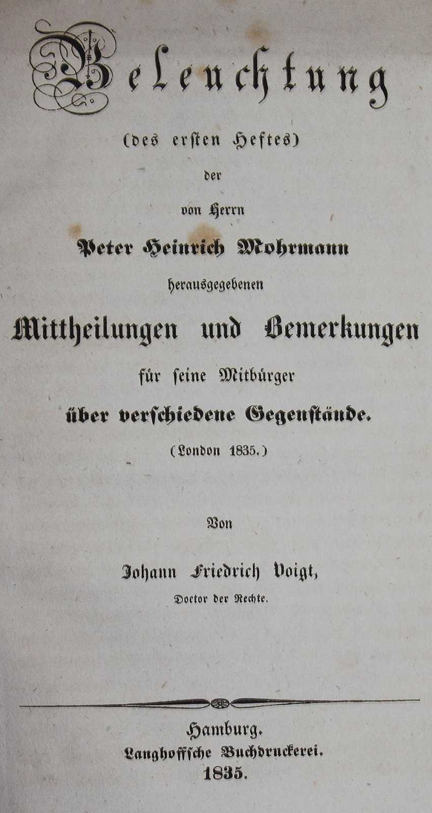 Voigt, J. F. - photo 1