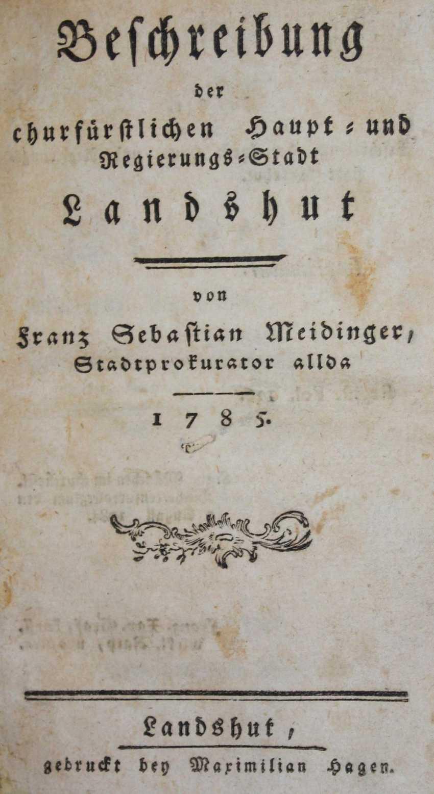 Meidinger, F.S. - photo 1