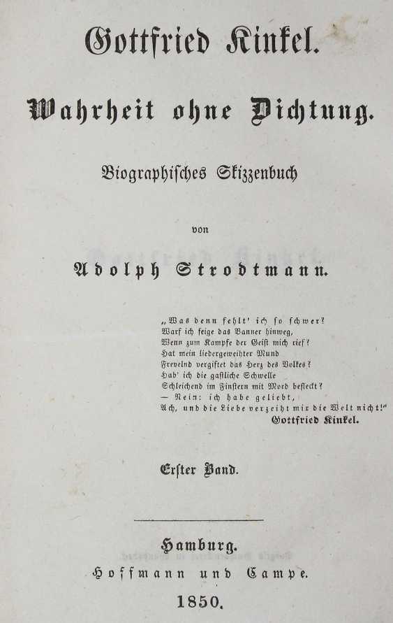 Strodtmann, A. - photo 1