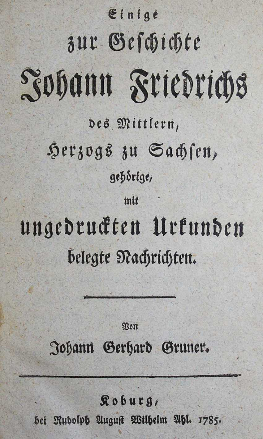 Gruner, J. G. - photo 1