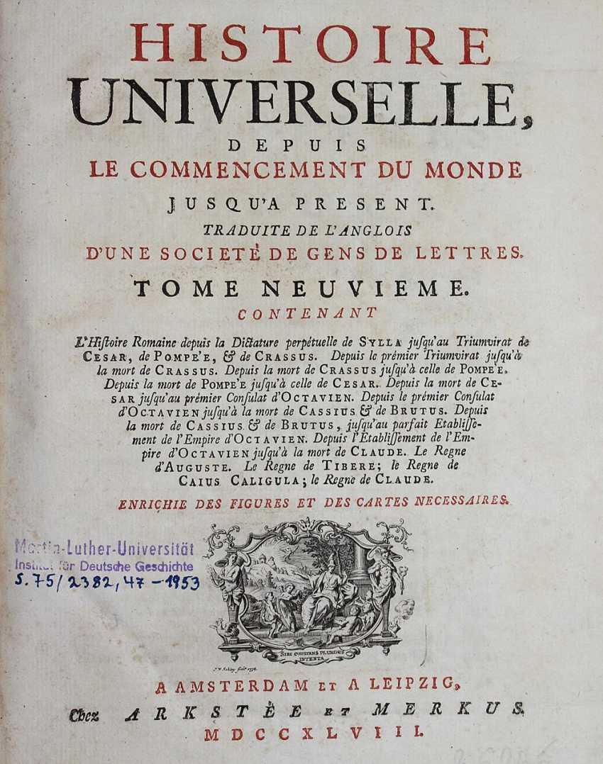 Universal History, - photo 1