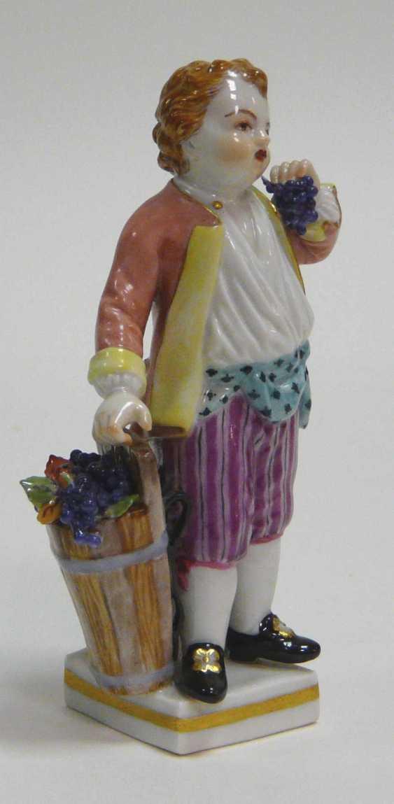 Gardener Child Of Meissen - photo 1