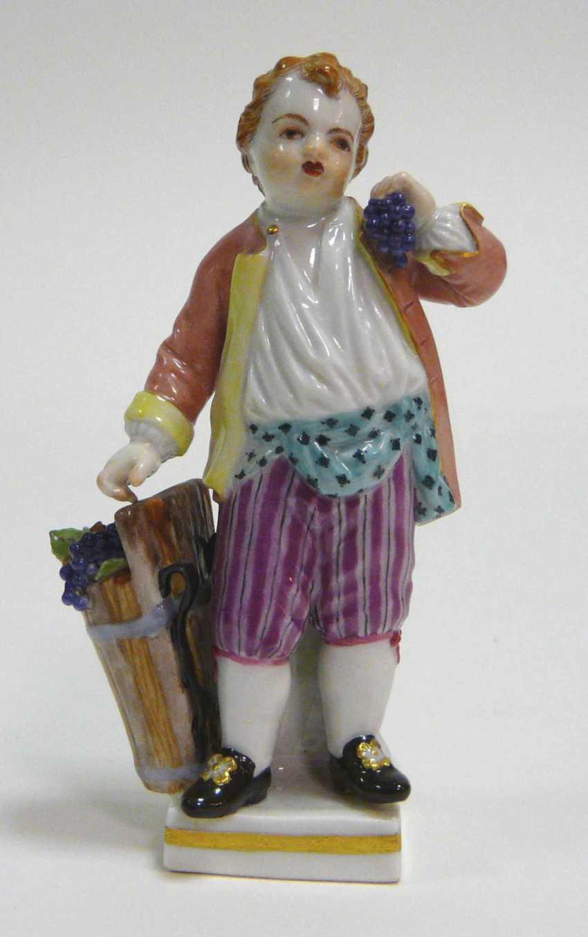 Gardener Child Of Meissen - photo 2